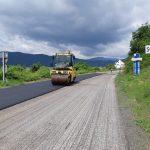 DRDP asfaltează porţiuni de drum în Clisura Dunării