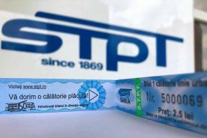 Noi puncte de vânzare a biletelor şi abonamentelor STPT