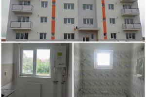 Guvernul României a finalizat 16 noi locuințe pentru medici în Deta