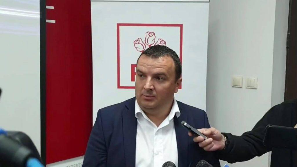 Călin Dobra: Nu este votul dat PSD, ci este votul dat de reţelele de socializare
