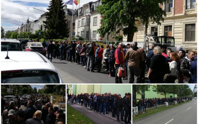 MAE: toate secțiile de votare din afara României funcționează normal