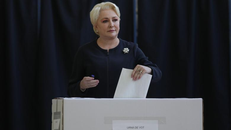Viorica Dăncilă, aleasă președinte al PSD