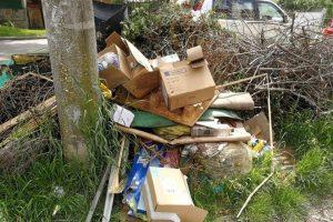 Polițiștii locali le-au dat peste 1.400 de amenzi celor care au aruncat deșeuri pe străzi