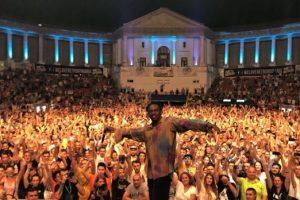 Dr. Alban, de la DJ de club la star internațional. Îl puteţi vedea la DISKOteka Festival!
