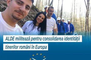 Dan Gherman, candidat ALDE la Parlamentul European: ALDE militează pentru consolidarea identității tinerilor români în Europa