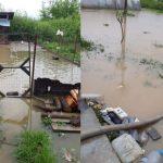 Inundații în Caraș-Severin