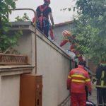 Bărbat de 70 de ani din Arad, găsit decedat pe un garaj