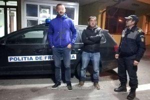 Trei albanezi, opriţi la frontiera cu Serbia