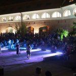 Demonstrații de mânuire a armelor istorice și teatru pirotehnic, la Noaptea Muzeelor