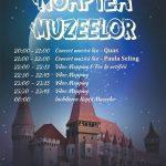 Festivalul Luminii și Noaptea Muzeelor la Castelul Corvinilor