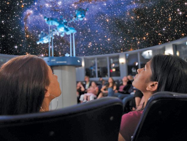 Planetariul Mobil revine la Timișoara