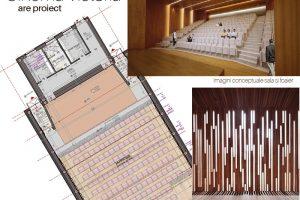 Diaconu: Cinema Victoria are proiect