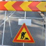 O arteră importantă se închide temporar circulației rutiere