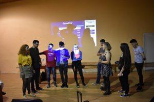 35 de tineri europeni au învăţat la Bodo despre importanța alegerilor europarlamentare