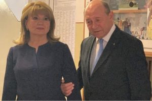 "Traian Băsescu a votat la Jean Monnet: ""Azi nu pot decât să chem oamenii la vot"""