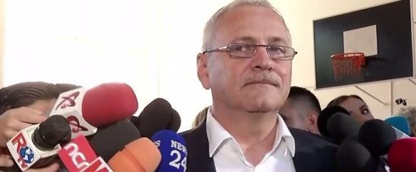 """Liviu Dragnea: """"Am votat și la referendum. Nu este o zi tristă, e o zi bună"""""""