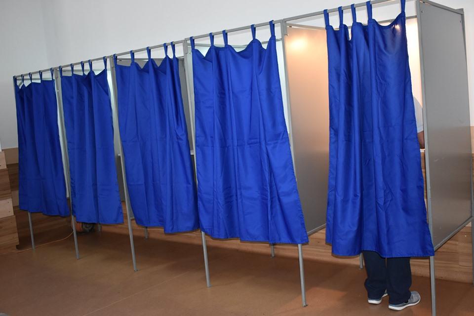 Delimitarea şi numerotarea secţiilor de votare din Giroc și Chișoda