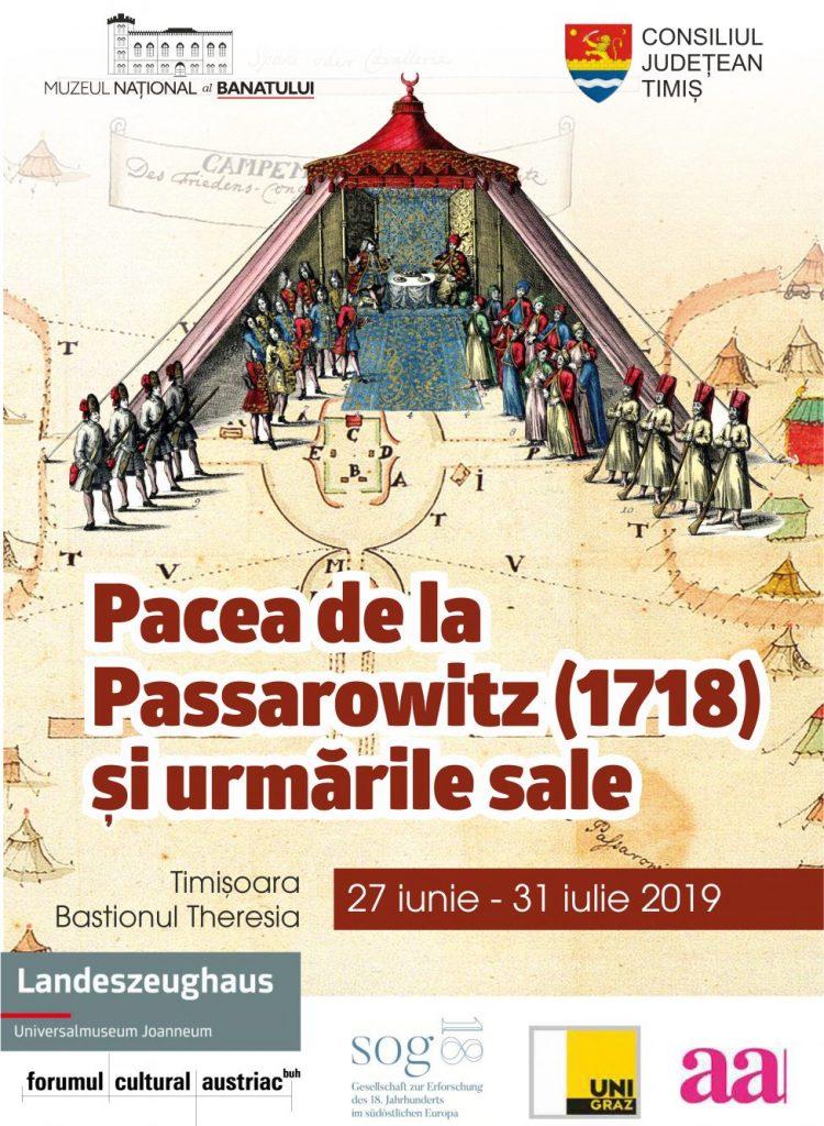 Pacea de la Passarowitz, expoziție în premieră națională și reconstituire istorică la Timișoara