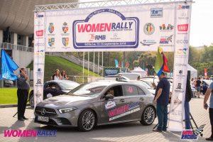 Women Rally vine în premieră la Timișoara