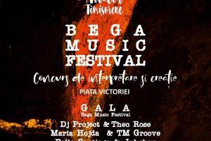 """Vineri are loc finala primei ediţii a Concursului ,,Bega Music Festival"""""""