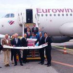 Eurowings a lansat o nouă rută către Stuttgart de pe Aeroportul Internaţional Timişoara