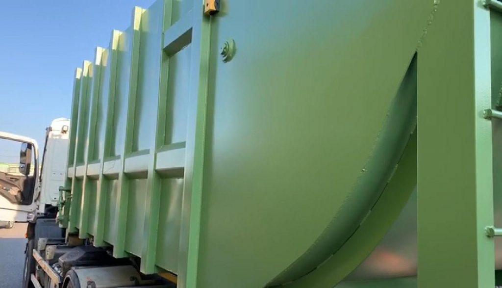 Containere ECO pentru deşeurile din pieţele timişorene