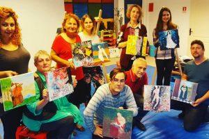 """Pictorii amatori prezintă vernisajul expoziției """"Art Explore"""""""