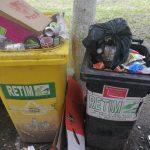 Acțiuni pentru depistarea cazurilor de necolectare selectivă a deșeurilor