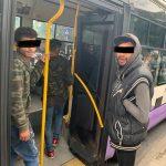 Polițiștii locali, cu ochii pe hoţii de buzunare din tramvaie