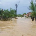 Cod roșu de inundaţii pe râul Caraș
