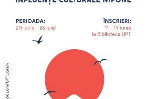 Ateliere de limba japoneză la Biblioteca UPT