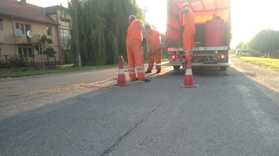 CJ Timiș demarează proiecte de asfaltare a drumurilor în valoare de 145 milioane lei