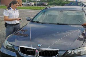 Patru autoturisme furate, descoperite de poliţiştii de frontieră în ultimele 24 de ore