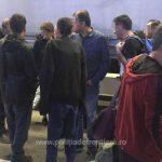 11 turci, depistați ascunşi într-un automarfar la Nădlac