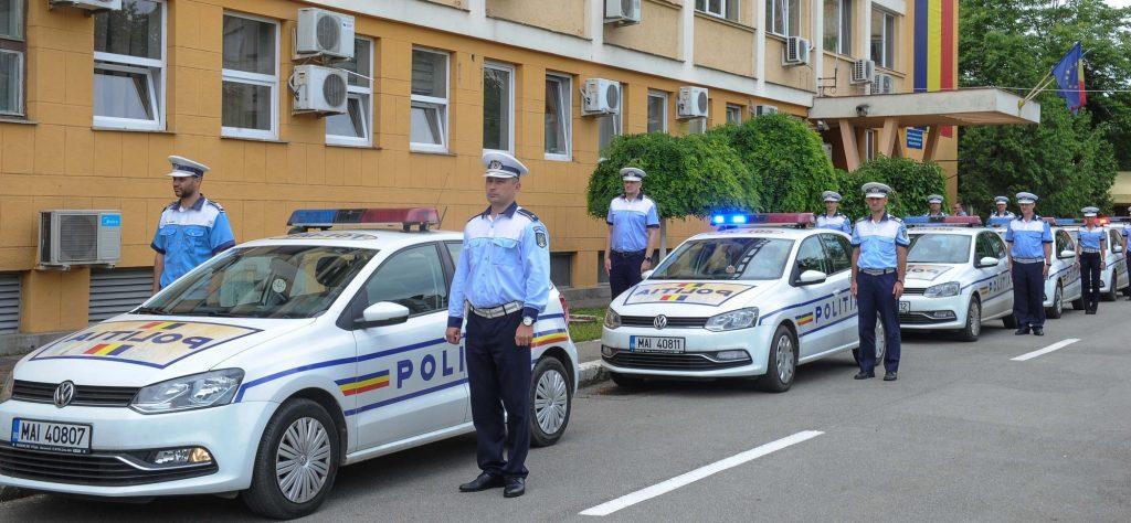 Avansări în grad la Poliție cu prilejul zilei de 1 Decembrie