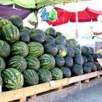 Comercianţii de pepeni pot depune cereri pentru vânzare în mai multe locuri din oraş