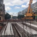 Avansează lucrările la Podul Dragalina