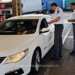 Trei autoturisme căutate de autorităţile din Franța și Italia, confiscate de poliţiştii de frontieră
