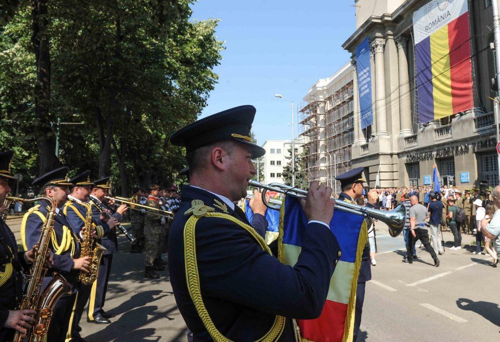 Ziua Drapelului Național marcată la Timișoara