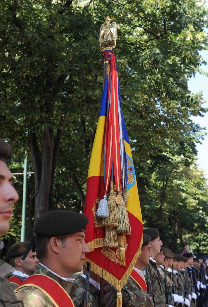26 iunie, Ziua Drapelului Național, marcată la Timişoara