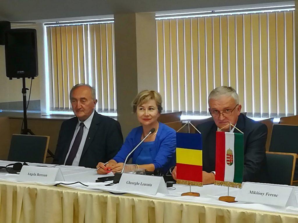 Acord de parteneriat tranfrontalier româno-maghiar
