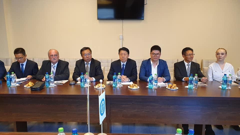 Posibilă colaborare educațională între USAMVB din Timișoara și cei din provincia Yunnan, China