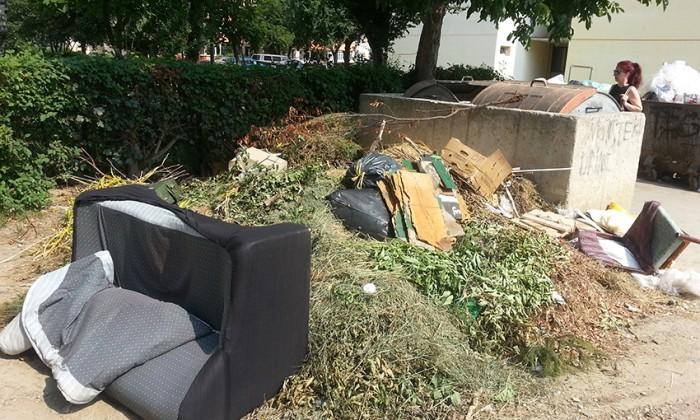 Începe o nouă campanie de colectare a deșeurilor voluminoase în zona 1 rural