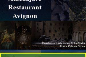 Amenajarea unui restaurant cu trei stele Michelin. O provocare pentru studenții la arhitectură