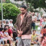 CiviCultura, interviuri și improvizații de teatru în Piața Sinaia