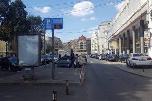 Străinii vor plăti parcarea în Timișoara