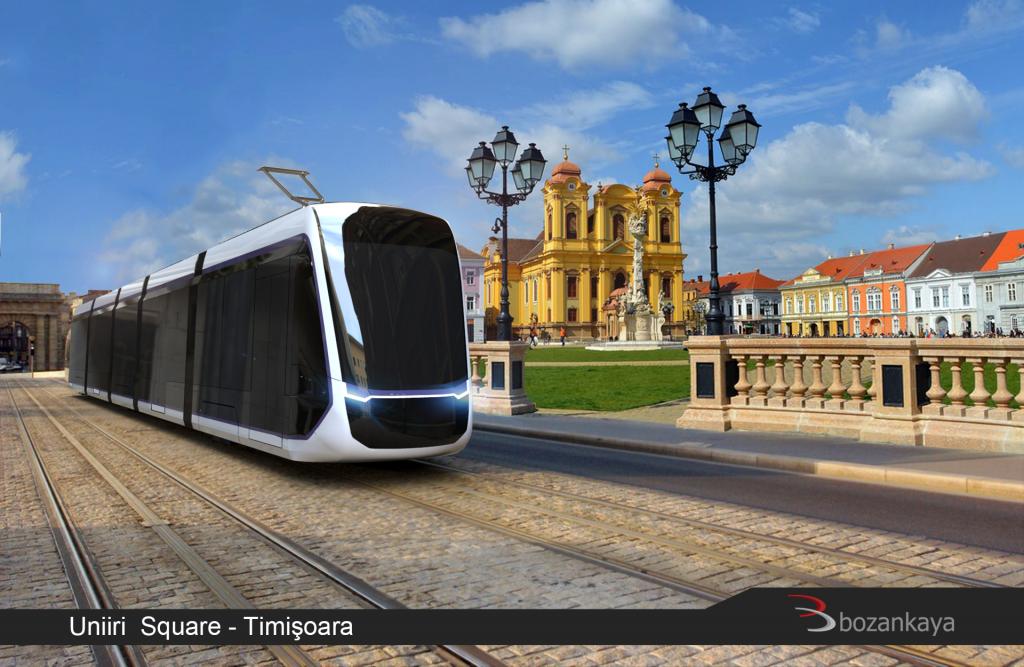 S-a semnat contractul privind achiziția a 16 tramvaie din Turcia