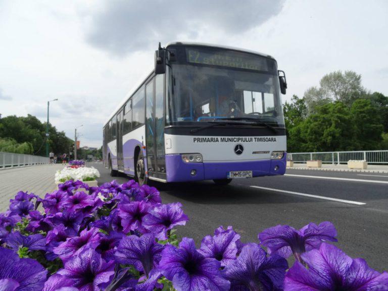 Transport metropolitan pentru încă o comună şi trei sate timişene