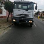 Amenzi pentru şoferii care nu respectă legislația privind circulația și staționarea autovehiculelor de mare tonaj
