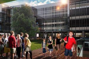 Firme timişorene vor construi noul campus școlar al Liceului Lenau